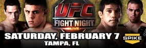 UFC Fight Night 17