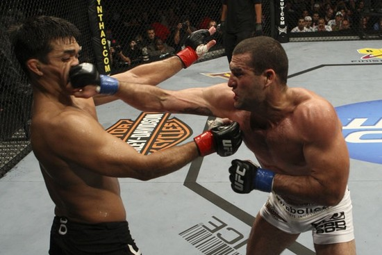 Machida vs. Rua