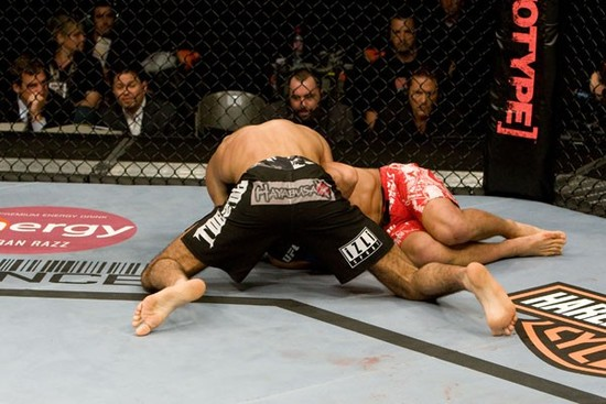 UFC 99 - Etim vs. Buchholz